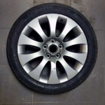 Оригинальные колесные диски с резиной Annapurna