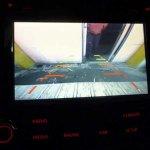 Неоригинальная камера заднего вида + навигация