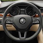 Многофункциональное рулевое колесо для Skoda