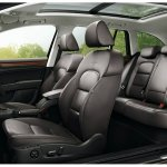 Кожаные сидения Skoda Superb New «Laurin & Klement»