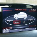 Audi Drive Select на Audi Q3
