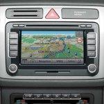 Установка/обновление навигационных карт RNS-510