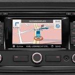 Установка/обновление навигационных карт RNS 315